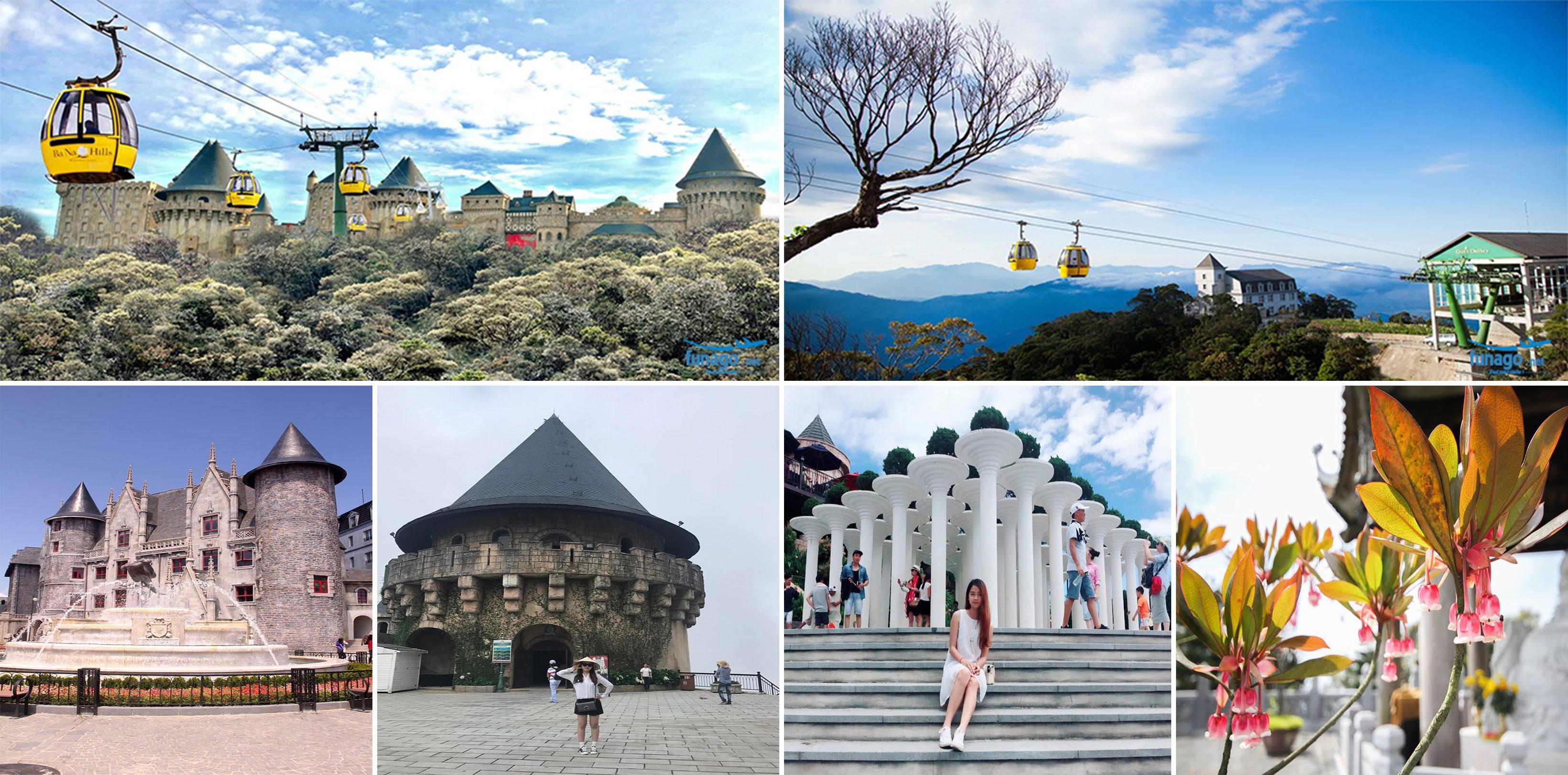 Tour Du Lịch Bà Nà – Núi Chúa Trong 1 Ngày