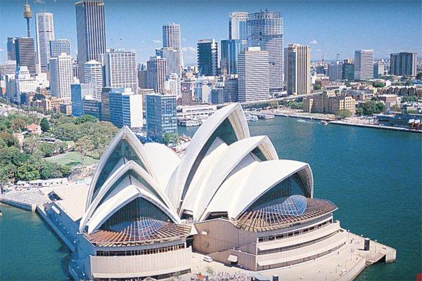 đất nước australia