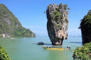 Vị Trí Địa Lý Của Đất Nước Thái Lan