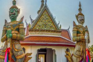 Những Di Tích Lịch Sử Độc Đáo Tại Thái Lan