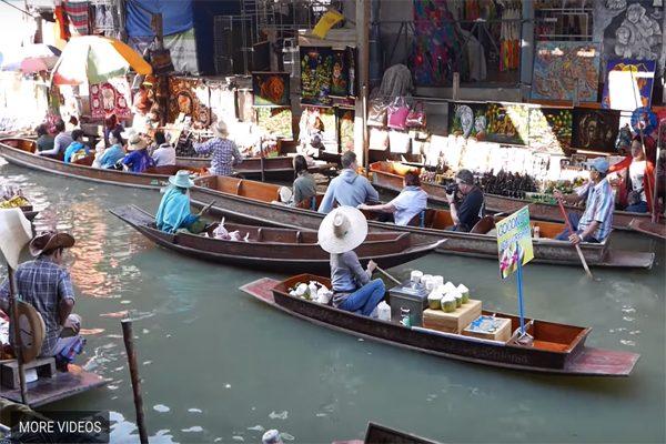 chợ nổi bangkok 3