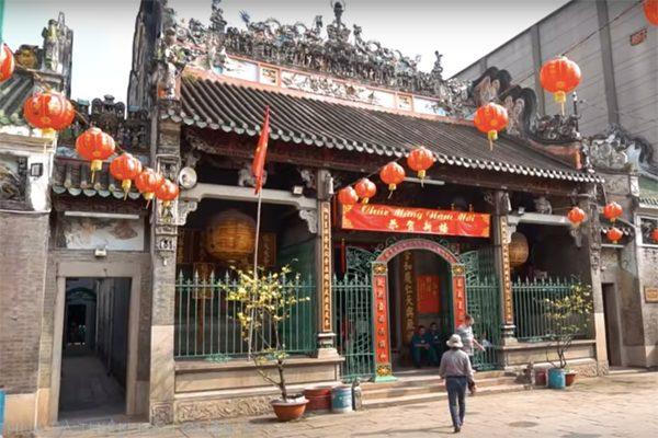chùa bà chợ lớn