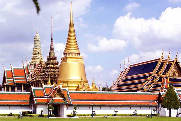 di tích Thái Lan
