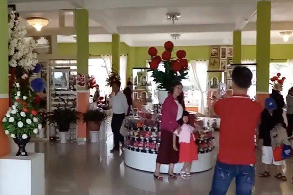 Tour Du Lịch Đà Lạt Thưởng Thức Buffet – Chùa Tàu – Dinh Vua – Nhà Thờ Domain The Maria