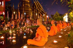 Những Lễ Hội Truyền Thống Đặc Sắc Tại Thái Lan