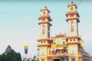 Vài Nét Về Toà Thánh Cao Đài, Tây Ninh