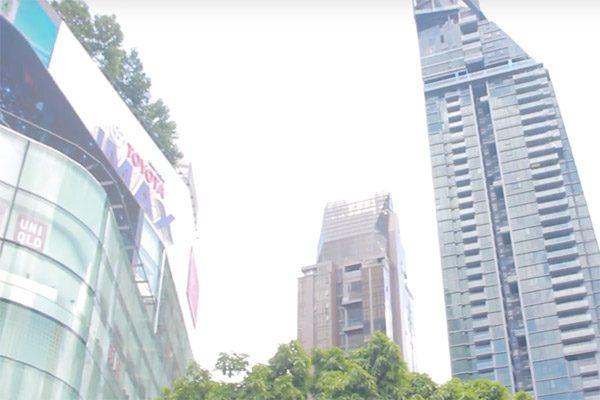 các quận bangkok
