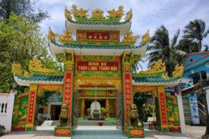 Dinh Bà Kim Giao Nơi Ghi Dấu Ấn Người Khai Khẩn Phú Quốc