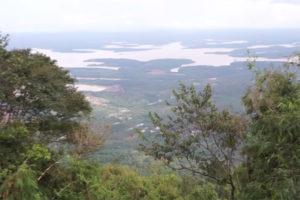 Cảnh Quan Khu Du Lịch Núi Bà Rá, Bình Phước