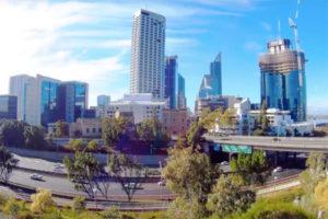 Thành Phố Của Sự Bình Yên Perth