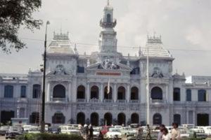 Sự Hình Thành Cơ Cấu Hành Chính Trung Tâm Sài Gòn