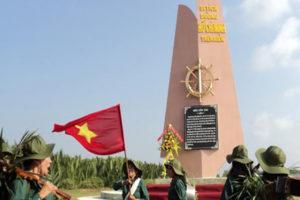 Vàm Khâu Băng Và Những Chuyến Đi Đường Hồ Chí Minh