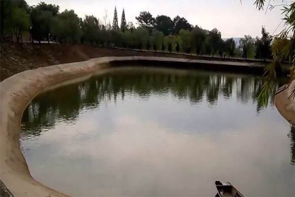hồ tịnh tâm