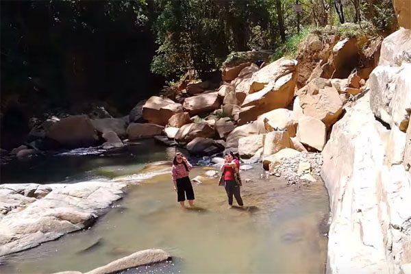 thác hang cọp 2