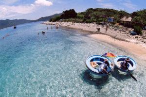 Khám Phá Vẻ Đẹp Thơ Mộng Đảo Hòn Mun, Nha Trang
