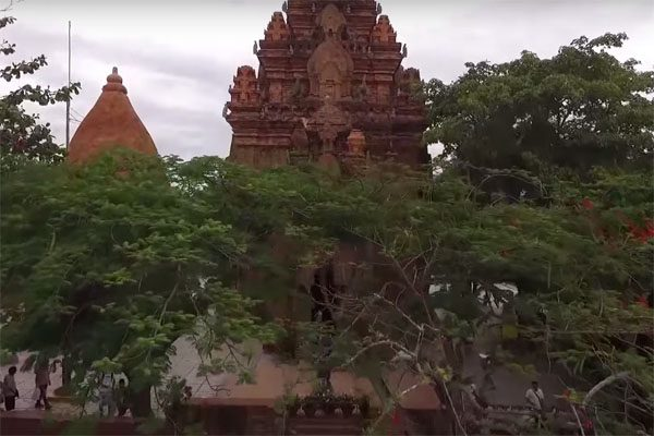 tháp chàm