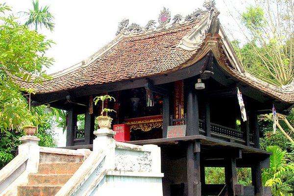 chùa một cột 1