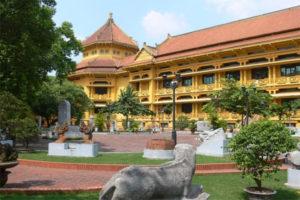 Thăm Quan Bảo Tàng Lịch Sử Việt Nam