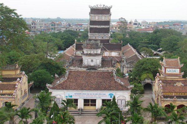 chùa cổ lễ 2