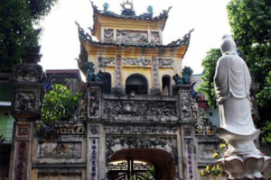 Chùa Hưng Ký – Ngôi Chùa Gốm Sứ Duy Nhất Tại Hà Nội