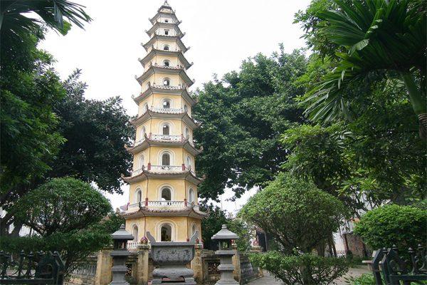 chùa liên phái 1