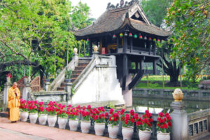 Chùa Một Cột – Ngôi Chùa Kiến Trúc Độc Đáo Nhất Châu Á