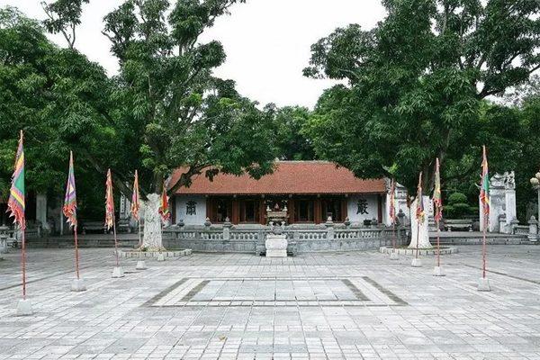 đền đồng nhân