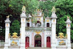 Đền Quán Thánh – Chốn Linh Thiêng Của Vùng Đất Hà Thành