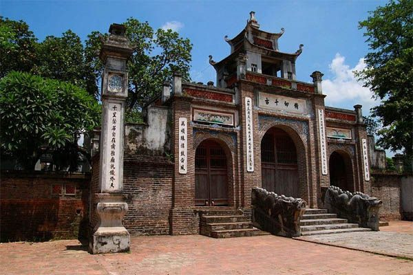 đền thờ an dương vương