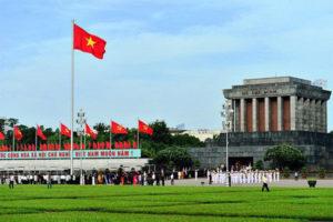 Thăm Quan Lăng Chủ Tịch Hồ Chí Minh
