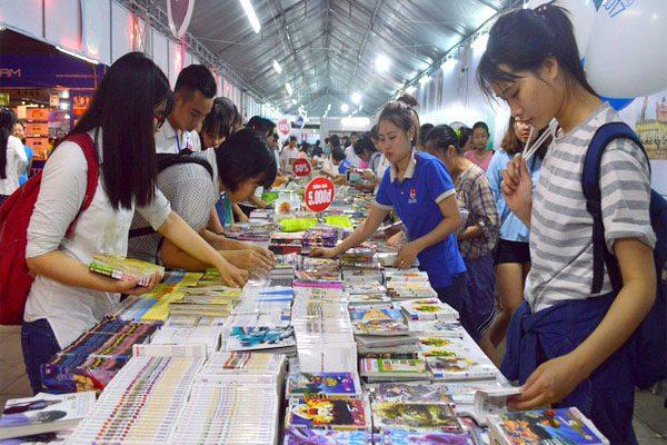 lễ hội sách hải châu