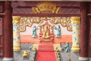 Đền Thờ Lý Chiêu Hoàng – Vị Nữ Hoàng Duy Nhất Của Lịch Sử Việt Nam