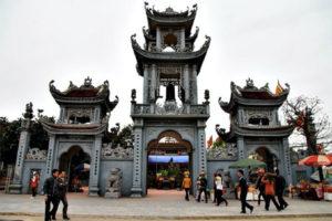 Khám Phá Quần Thể Khu Di Tích Phủ Dầy, Nam Định