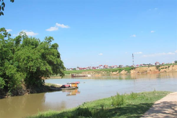 sông như nguyệt