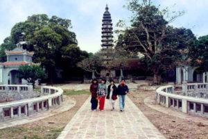 Chùa Phổ Minh – Dấu Tích Hào Khí Đông A Tại Nam Định