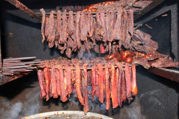 thịt say khang gai