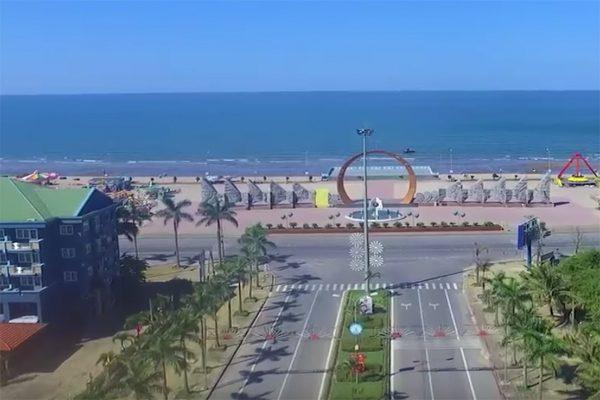 bãi biển cửa lò 1