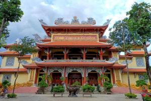 Kiến Trúc Độc Đáo Chùa Bảo Tịnh, Phú Yên