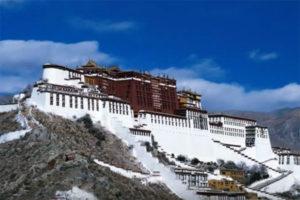 Cung Điện Potala – Kỳ Quan Tôn Giáo Cao Nhất Thế Giới Tại Tây Tạng