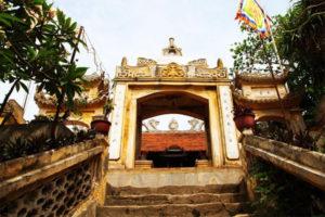 Đền Độc Cước – Ngôi Đền Linh Thiêng Tại Sầm Sơn