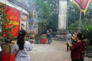 Khám Phá Đền Hồng Sơn, Nghệ An