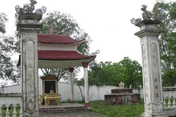đền thờ nguyễn biểu 1