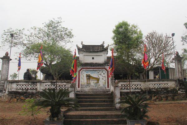 đền thờ nguyễn biểu