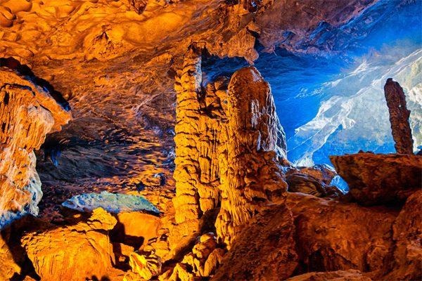 hang động denhuang