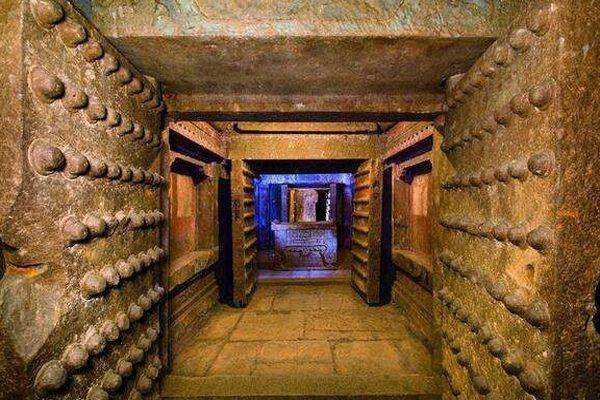 lăng mộ tần thuỷ hoàng 4