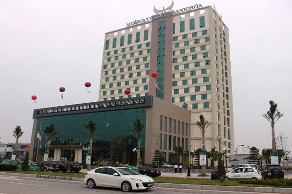 mường thanh hotel thanh hoá