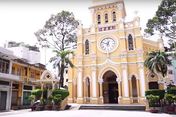 nhà thờ cha tam 1