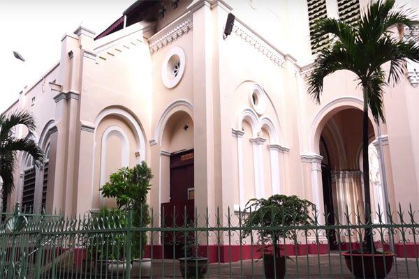 nhà thờ chợ quán 1