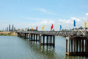Quảng Trị Tái Hiện Lịch Sử Bên Bờ Sông Bến Hải