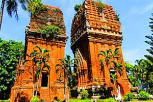 Tháp Đôi Quy Nhơn – Khám Phá Nền Văn Hoá Chăm Pa